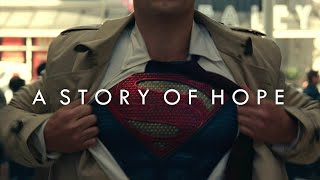 DC EXTENDED UNIVERSE - A STORY OF HOPE | Tribute Retrospective of DCEU [HD]