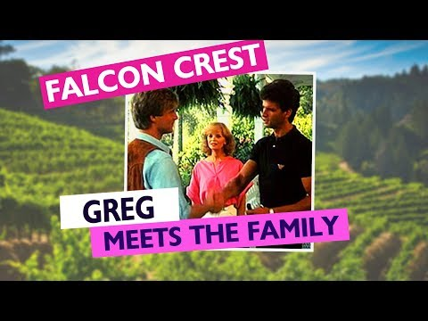 FALCON CREST  4x02 Greg meets the family