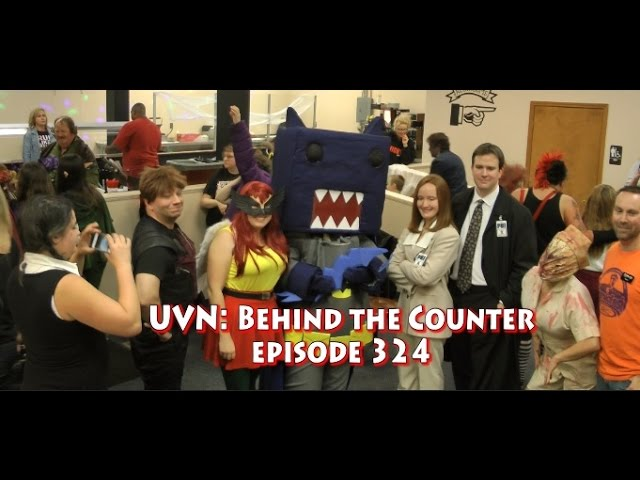 UVN: Behid the Counter 324