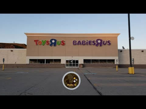 Abandoned Toys R Us - West Mifflin, PA
