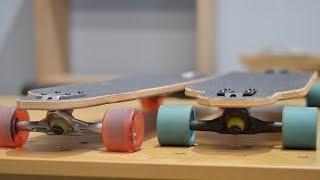 Build a Longboard or Skateboard