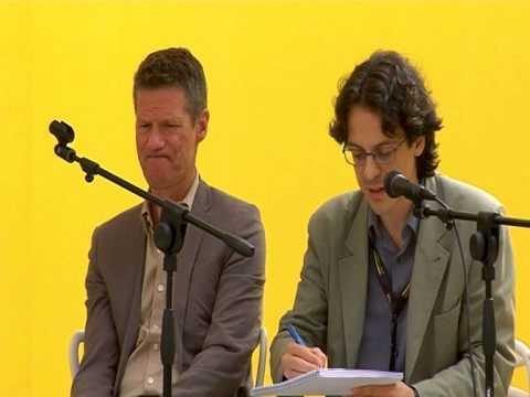 Peter Cameron, Coral Glym, 23 settembre 2012.avi