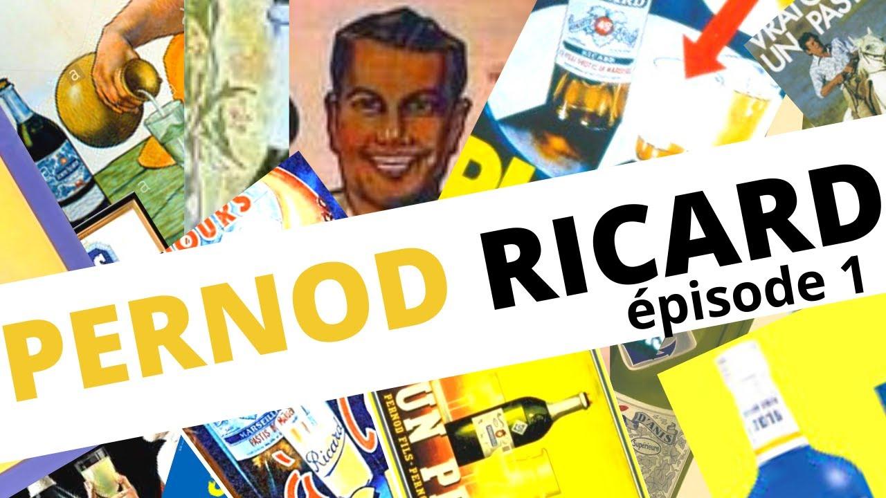 SAGAS DES MARQUES : PERNOD RICARD, épisode 1 : Il a acheté notre recette !