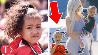 20 Strict Rules Kim Kardashian39s Kids MUST Follow