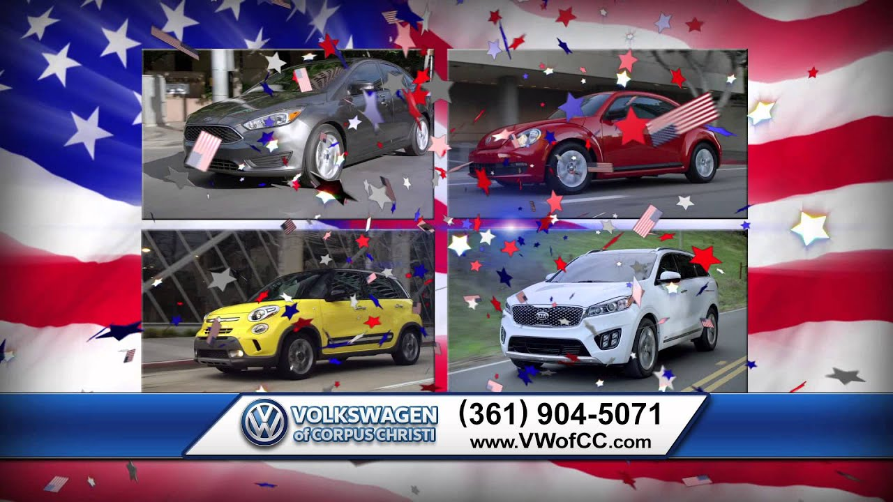 Used Car Dealers Corpus Christi >> Volkswagen Of Corpus Christi Used Cars Texas 361 904 5071 02 16 Commercial