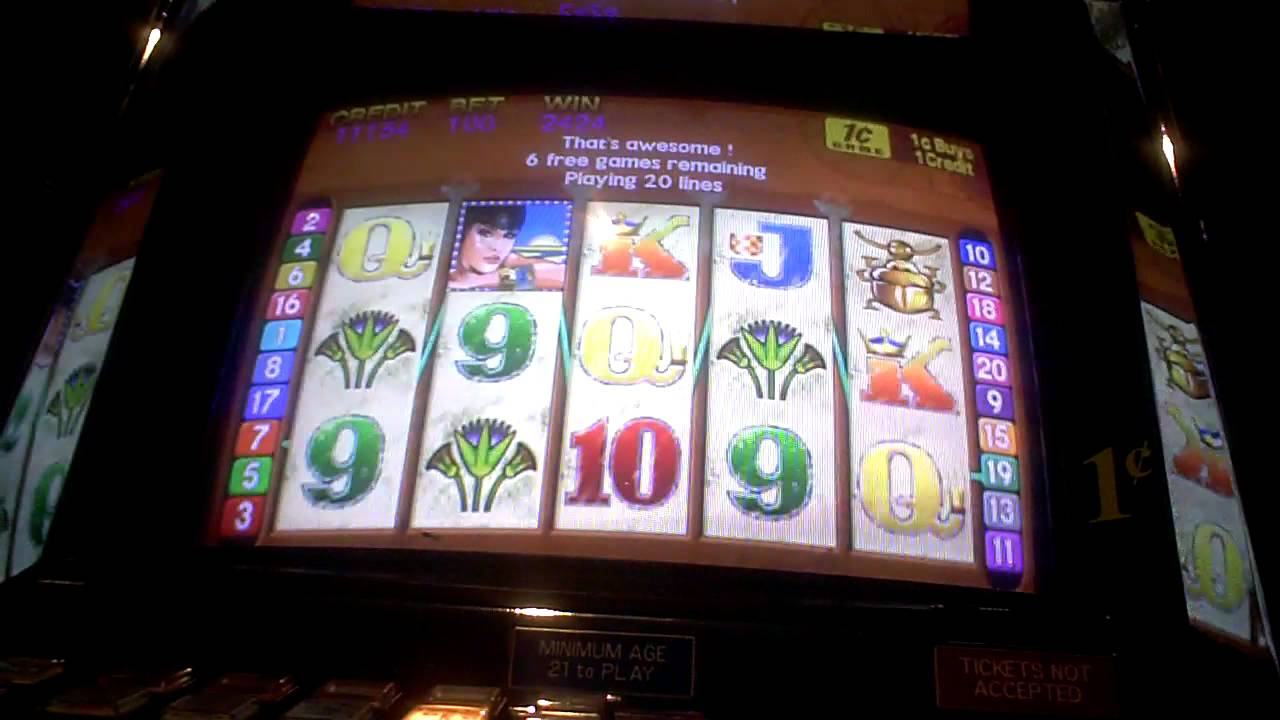 King of the nile slot machine for sale rules for dealing craps