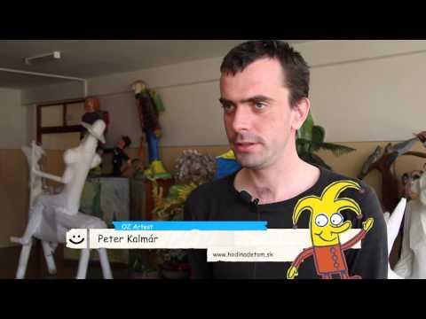 Hugove meniny - Peter Kalmár - OZ Artest