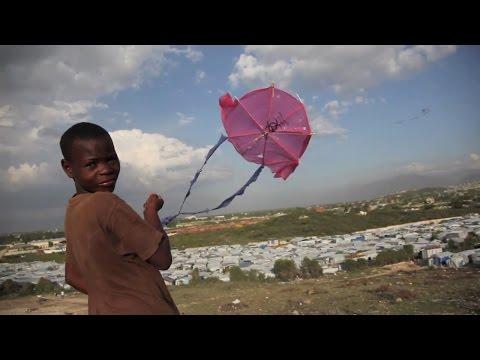 Haiti's National Kite Flying Day