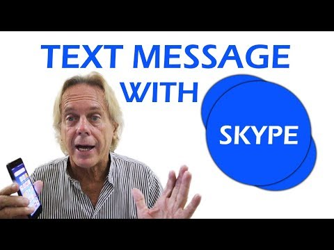 You Can Use Skype Now To Text Message International