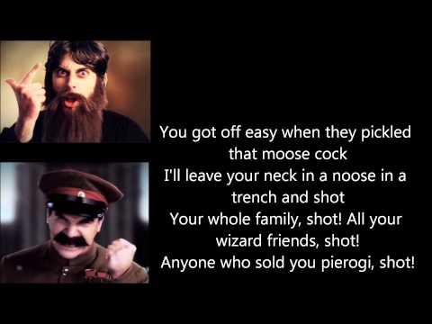 Rasputin vs Stalin ERB S2 Final Song