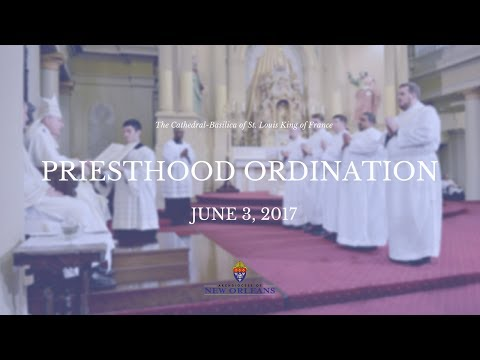 Priesthood Ordination 2017