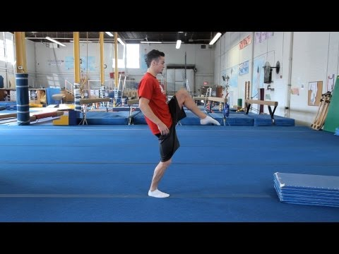 Backflip Tips | Gymnastics Lessons