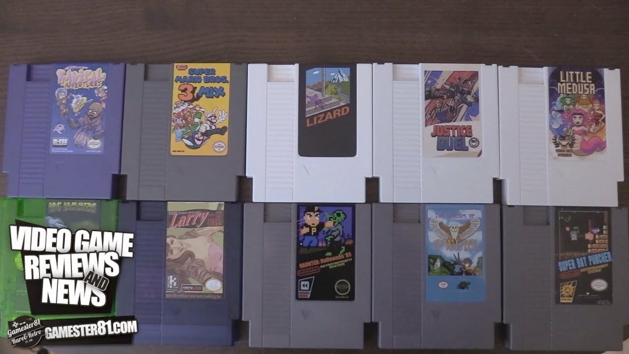 10 New Nintendo NES Games to Check Out - Gamester81