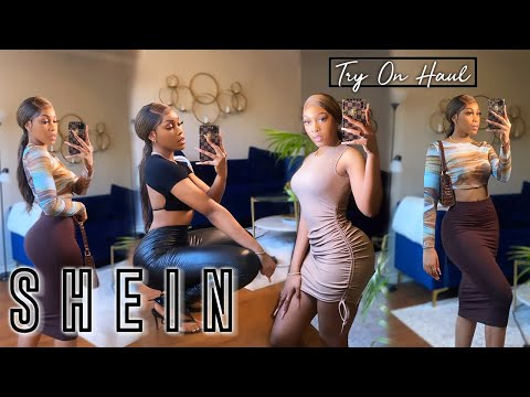 AFFORDABLE SHEIN TRY-ON HAUL