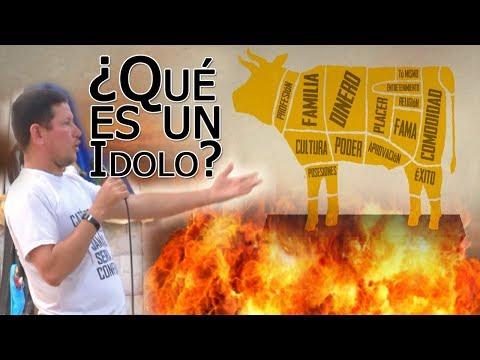 ¿Qué es un Ídolo? - Padre Luis Toro