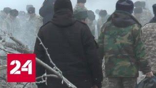Крушение 'Боинга' под Бишкеком: число пострадавших выросло