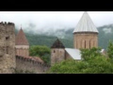Поездка в Армению на машине