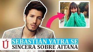 El piropo de Sebastian Yatra a Aitana Ocaña después de Tráiler, Vas A Quedarte y Operación Triunfo