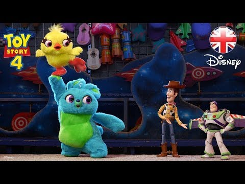 TOY STORY 4 | NEW Teaser Trailer 2