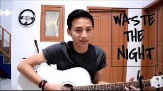 Download lagu Waste The Night by 5 Seconds of Summer   Yusuf Irfani Cover