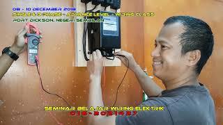 PROFESSIONAL & PRIVATE ELECTRICAL WIRING CLASS - Dari ZERO sampai PANDAI buat wiring hanya 3 HARI