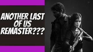 Sony Is Remaking The Last Of Us For PS5