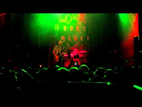 Thrice - Of Dust And Nations - Live @ House of Blues Anaheim 6-15-12 in HD mp3