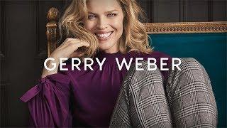 GERRY WEBER Herbst/Winter 2018 präsentiert von Eva Herzigova