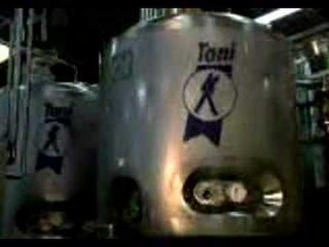 elaboracion de yogurt industrial