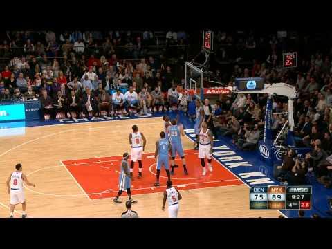 Top 10 NBA Plays: February 7th