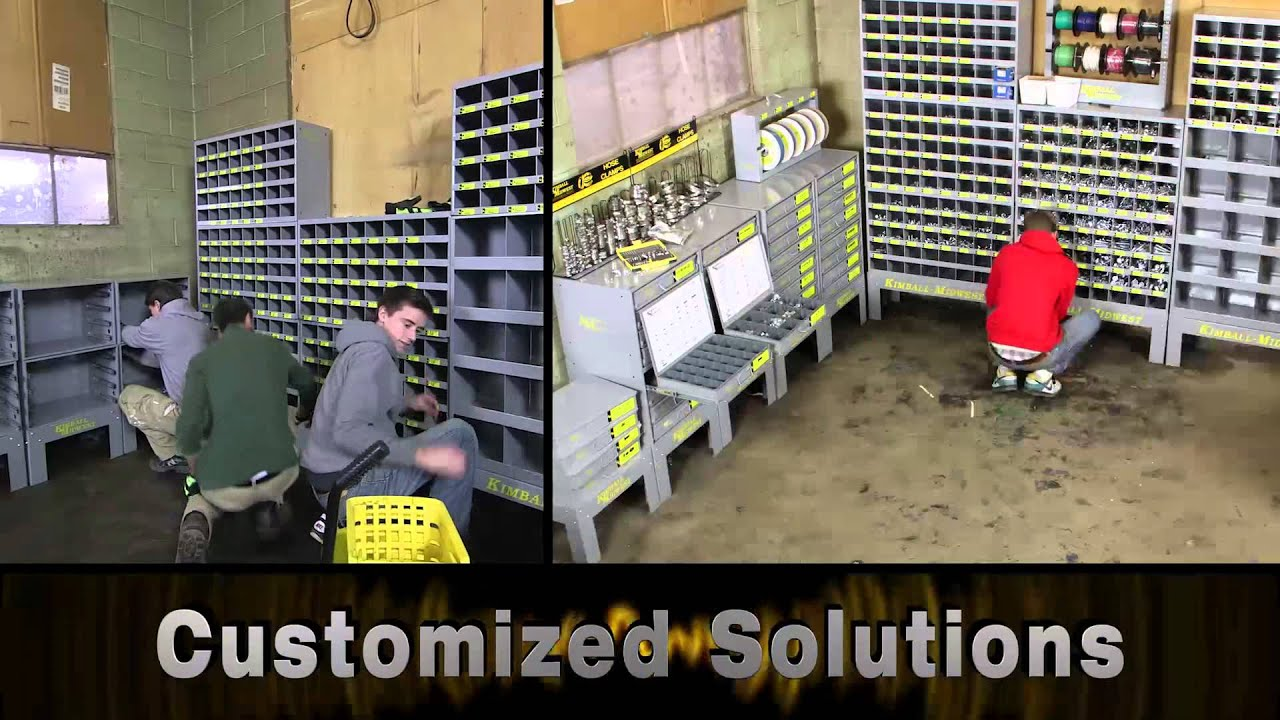 Delicieux Storage Equipment Solutions. Kimball Midwest