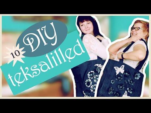 Украшение сумки своими руками (Sizzix Big Shot Machine) - МАСТЕР-КЛАСС #10