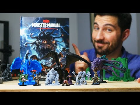 How To Find EVERY D&D Monster for 3D Printing (For Free)