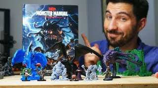 How To Find Every D&d Monster For 3d Printing  For Free