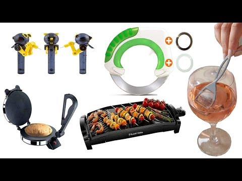 20 Best Kitchen Gadgets You Must Have || New Kitchen Gadgets (2018) #07