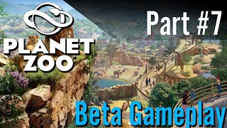 Beta GamePlay - Planet ZOO - Part #7
