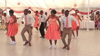 ZIM WEDDING   MASLINE & FARAI WEDDING 09 SEPT 2017  2ND MIX DANCE ONE HEART 1SOUL MEDIA EVENTS   201