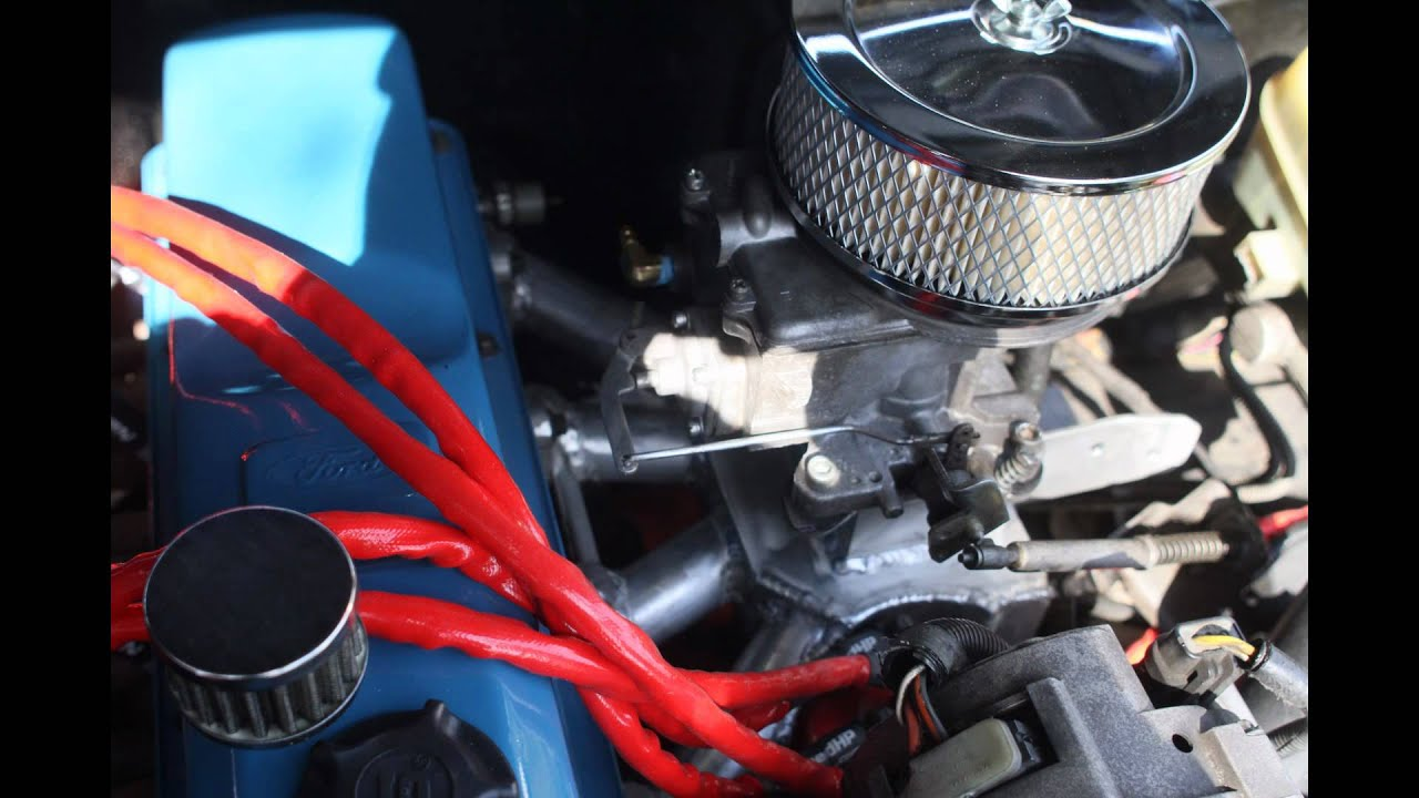 maxresdefault ford ranger 2 3 2300 efi delete carb mod 8 plug head youtube  at mifinder.co