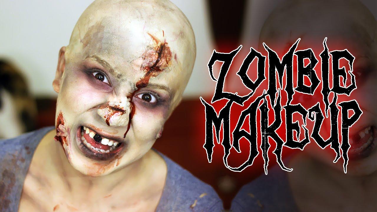 how to walk like a zombie tutorial