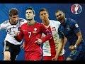 Euro 2016 dream team dream team fantasy football the best team euro 2016