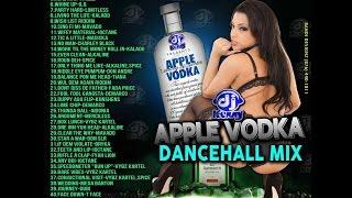 dj kenny apple vodka dancehall mix dec 2014