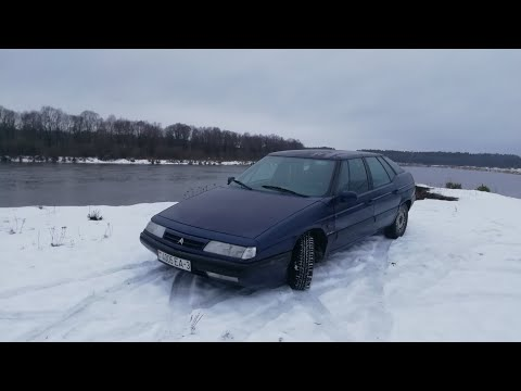 Citroen XM 2.5 Tdi 1997г машина которая не отпускает)