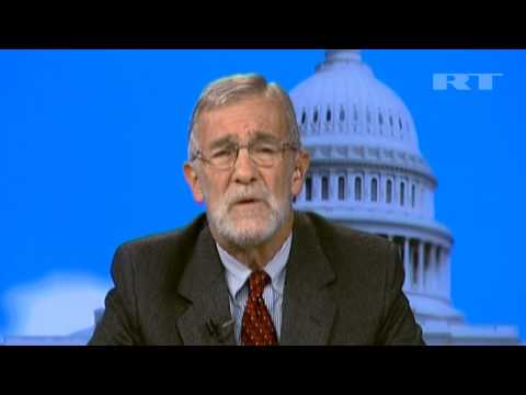 Former CIA officer Ray McGovern says ADVISERS have MISLED OBAMA on IRAN THREAT