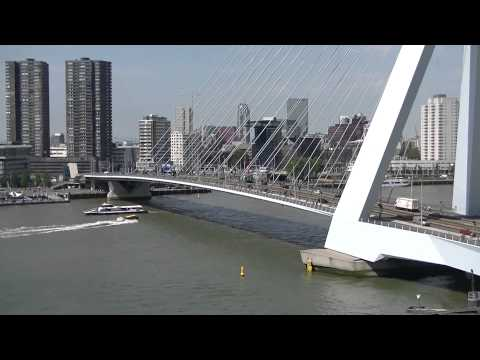 Nhow Bar Rotterdam City View