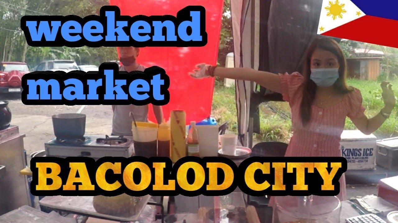 Weekend Market / BACOLOD CITY / Villa Angela / Philippines