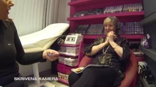 Lepa Lukic  Skrivena Kamera  FS  (TV Prva 04.03.2015.)
