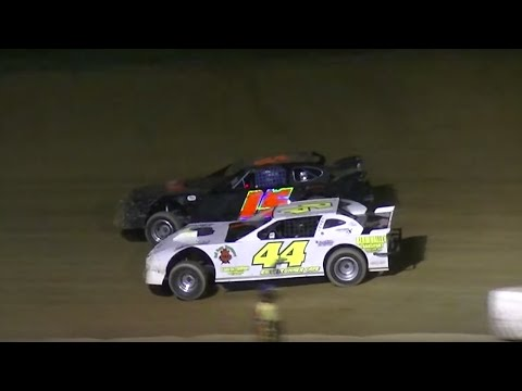 Street Stock Feature | Woodhull Raceway | 8-8-15