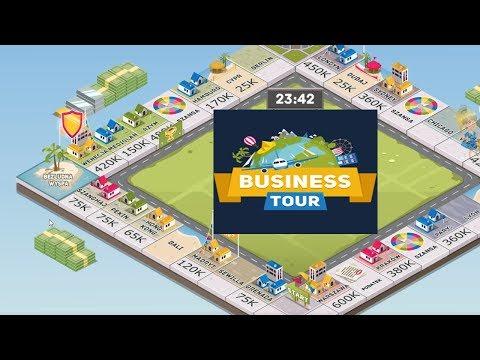 Business Tour #1 - Monopoly z ekipą!