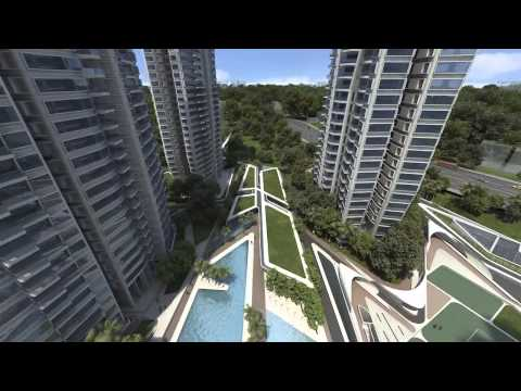 D'Leedon, Singapore © Zaha Hadid Architects