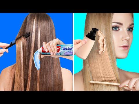HAIR TRICKS ||